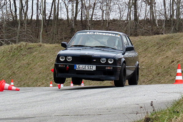 49. ADAC Ilmenau Slalom – es kann genannt werden